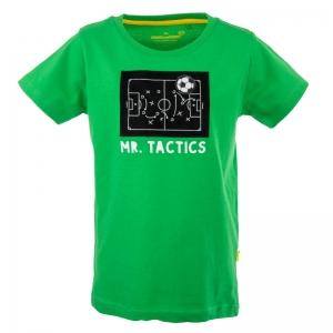Russell - Mr tactics logo