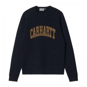 University Script Sweater logo